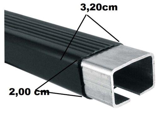 Pair of 01-10 Chrysler PT Cruiser Estate Roof Bars D-3 Lock 130cm