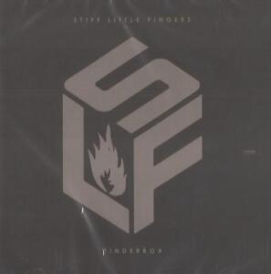 Stiff-Little-Fingers-Tinderbox-CD-NEW-SEALED