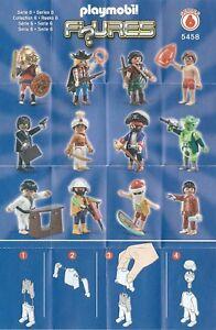 Playmobil-5458-Figuren-Figures-Serie-6-Boys-neuwertig