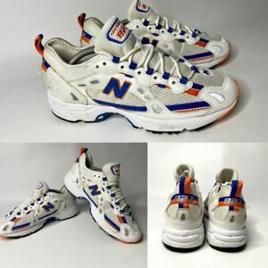80's 90's Vintage New Balance 827 Sneakers Made In England US 8 UK ...