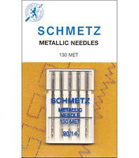 Schmetz Metallic Machine Needles 80/12