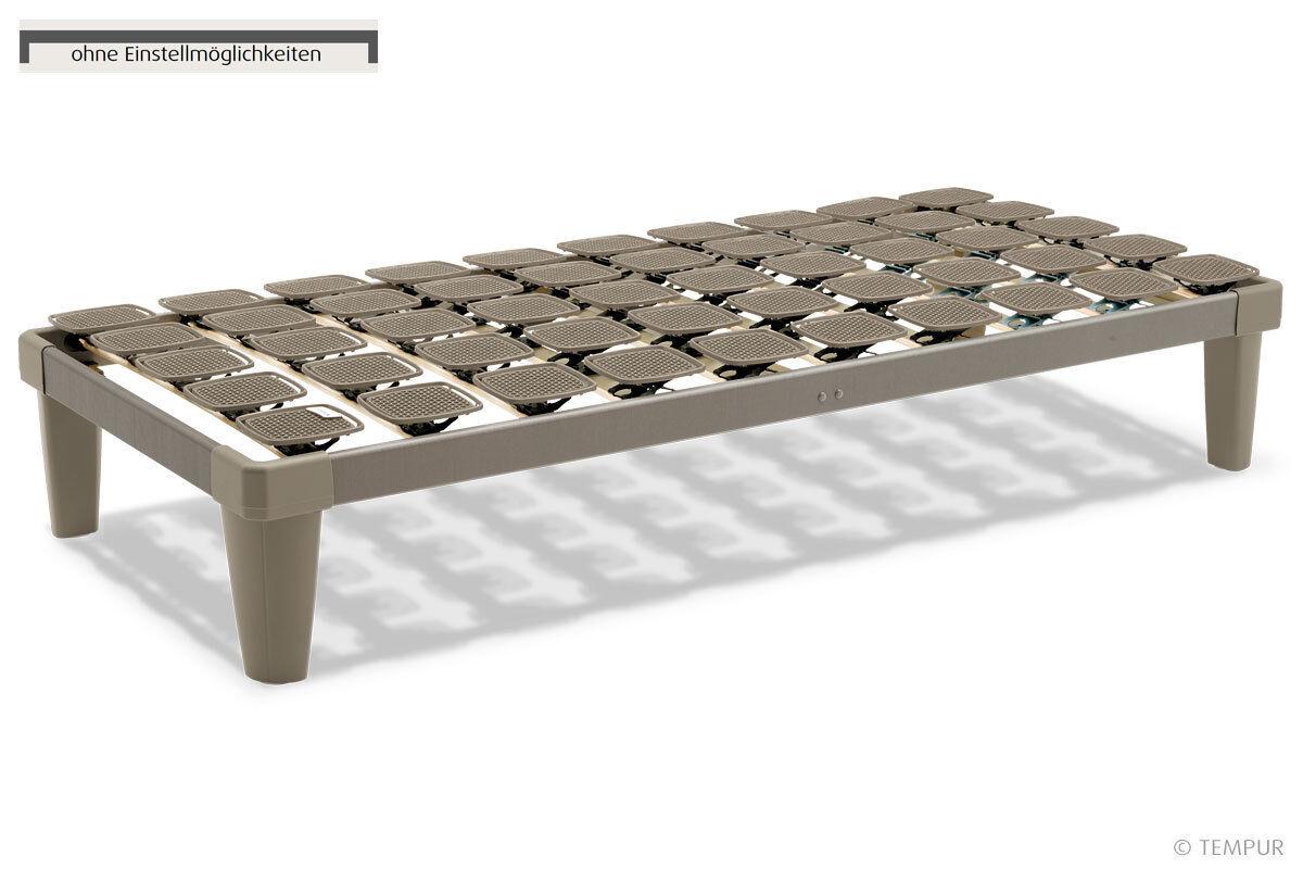 Tempur Flex 500 Tellerrahmen Tellerrost Teller 90x200 cm Starr Lattenrost Rahmen