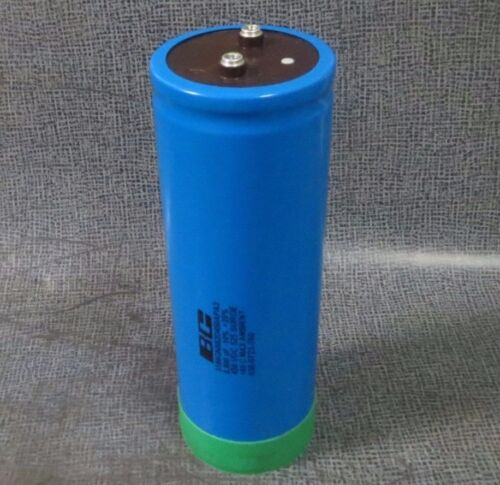 BC PHILIPS CAPACITOR 8800 uF 450 VDC 525 SURGE MODEL 658-0723-760