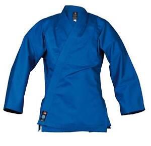 Element Jacke blau regular cut Karate Judo Freefight MMA