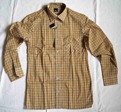 Kids-camicia, Outdoor, Orig. 60/70ern, Tg. 152, Inutilizzato In Ovp-mostra Il Titolo Originale