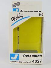4027 VIESSMANN - ESCALA H0 - SEMAFORO AVANZADO ALTO HOBBY HO /  Hobby-Color Ligh