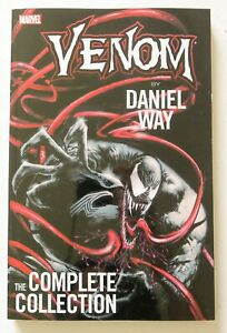 Venom-by-Daniel-Way-The-Complete-Collection-Marvel-Graphic-Novel-Comic-Book