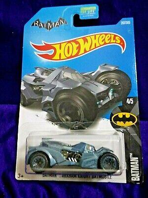 Hot Wheels TV Series Batmobile DC #5//5 Batman Series Midnight Metal Flake Blue