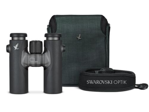 NEW Swarovski CL Companion FieldPro 8x30 Binoculars Anthracite Wild Nature Kit