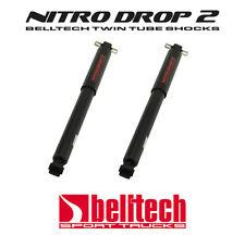 """88-98 C1500/Sierra/Silverado Nitro Drop 2 Rear Shocks 5"""" - 7"""" Drop (Pair)"""