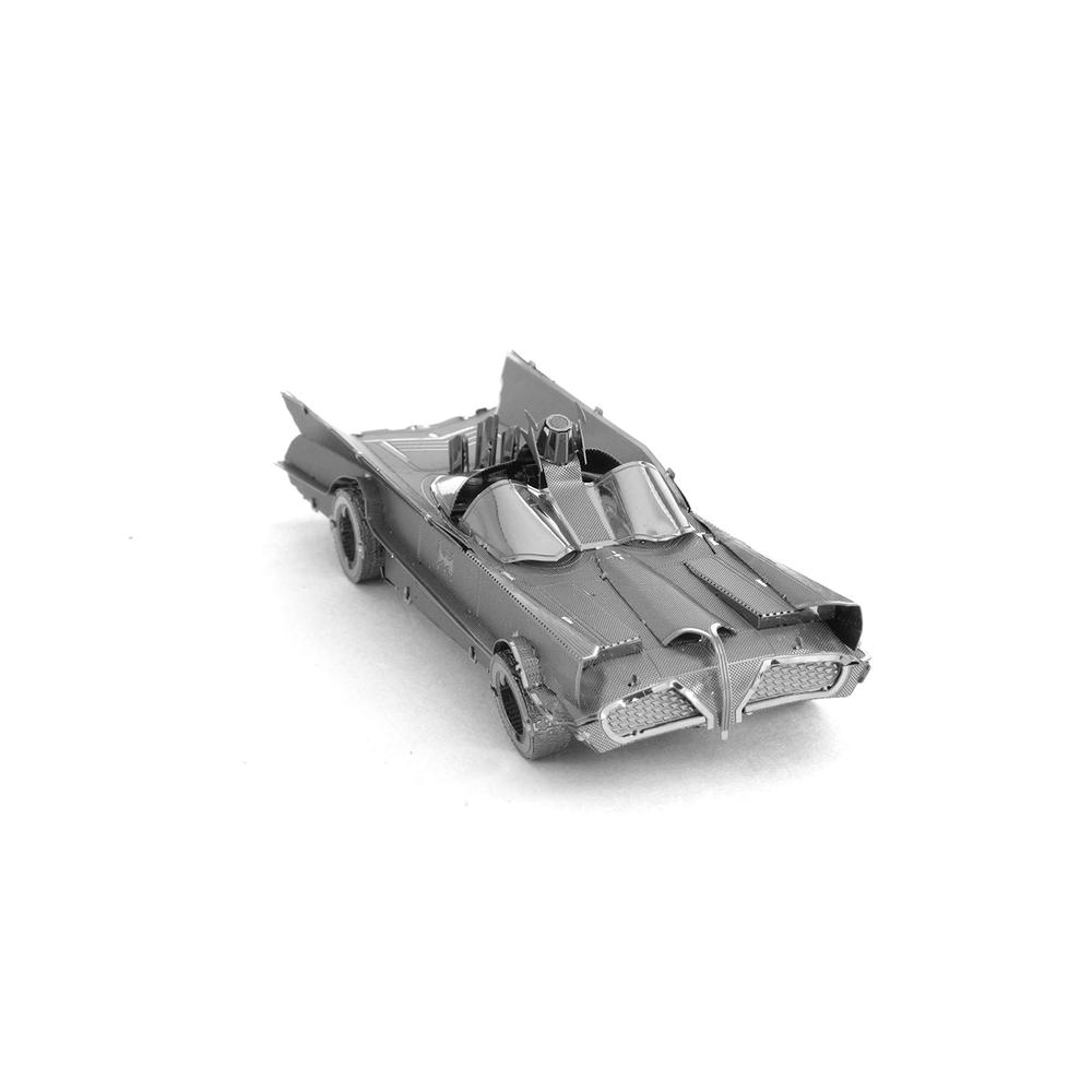 Metal Earth Batman Classique Tv Batmobile 3d Modèle Métal + Brucelles 13719