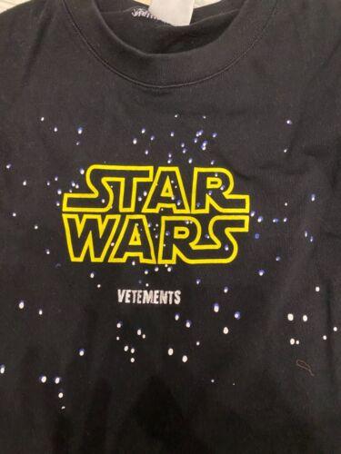 Vetements Star Wars t shirt