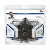 3m Tekk Paint Project Respirator, Large, P95 , New, Free Shipping on sale