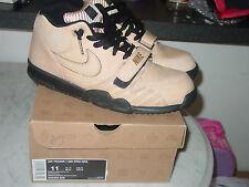 2012 Nike Air Trainer 1 Mid PRM NRG Vachetta Tan Shoes! Size 11 w/Box! $140.00