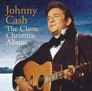 JOHNNY-CASH-THE-CLASSIC-CHRISTMAS-ALBUM-CD-COLLECTION-NEW