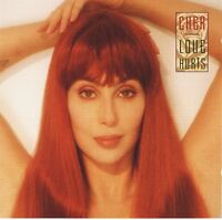 Cher - Love Hurts - CD Album Neu - Shoop Shoop Song - Save Up All Your Tears