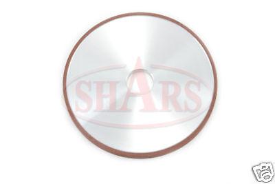 "SHARS 4 X 1//4/"" D1A1 STRAIGHT STYLE DIAMOND WHEEL 150 GRIT NEW"