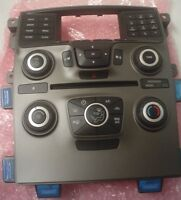 Center Console 2011-2014 Ford Edge Radio Ac Climate Control Panel Unit