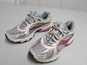 saucony trail mujer gris