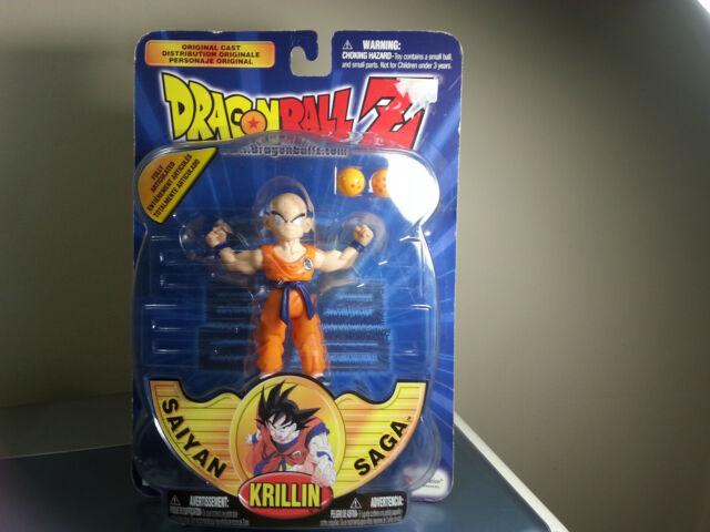 Dragon ball Z krillin Saiyan Saga DBZ Irwin