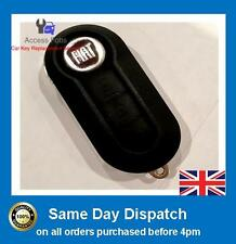 New Fiat 500 Grande Punto 3 buton Remote Key Fob 433MHz ID46