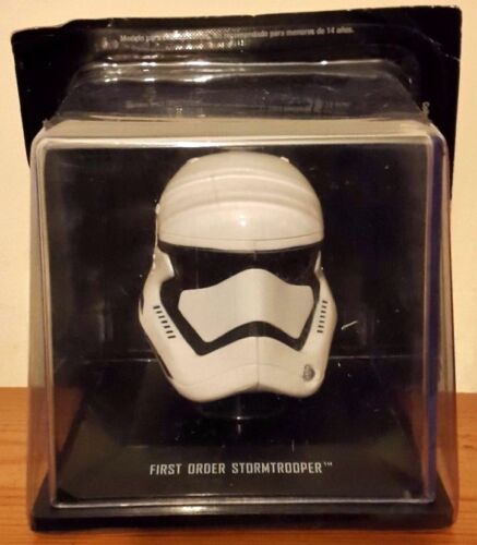 NEW In Case Star Wars Helmet Collection