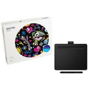 Wacom-Intuos-Klein-Basic-Stift-Tablett-CTL-4100-K0-Japan