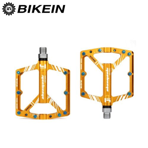 Cycling Pedals Pedals Bicycle Pedal Bicycle Accessories Flat BMX MTB SOPEDAR