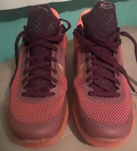 5b30dcbc09d6 Nike Kobe X 10 Silk Road Orange merlot Villian Red Metallic Gold ...