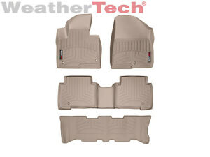 Weathertech 174 Floorliner For Hyundai Santa Fe 3rd Row