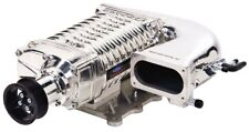 Whipple 23l Twin Screw Supercharger Ford 01 04 Lightning Polished Wk 2000tbp