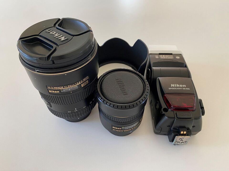 Nikon D7000, spejlrefleks