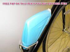 SHIMANO AX / OGK TYPE AERODYNAMIC AERO TT WATER BOTTLE & CAGE VINTAGE NOS BLUE