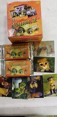 2004 Shrek 2 Collector Trading Card Pack Box 36 Pack Box Ebay