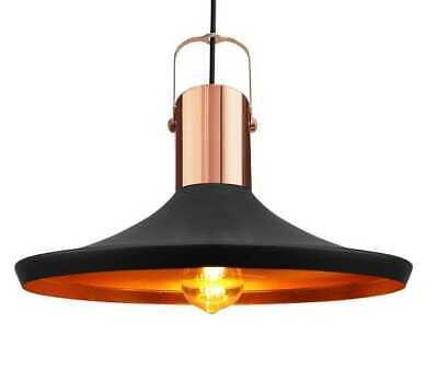 Metallo Ciondolo Luce, Cucina, Sala Ciondolo Luce, Soffitto, Moderno, 1x Lampadina- Materiali Di Alta Qualità