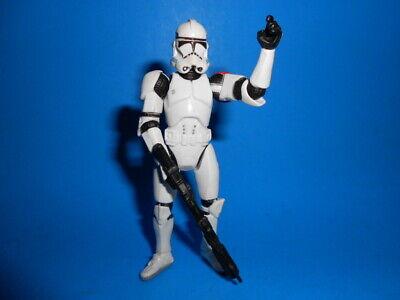 Rouge épaulière ~ Blaster Rifle Star Wars 2004 style moderne ROTS Clone Trooper