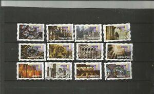 Serie-de-timbres-autoadhesifs-034-l-039-art-gothique-034-2011
