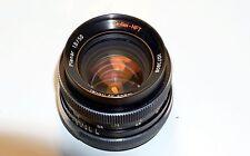 Rollei HFT PLANAR 1.8/50 lens- Nex Lumix Nikon Pentax Fuji Canon Olympus
