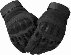 Viper-Motorbike-Gloves-Carbon-Fibre-knuckle-Shell-Mobile-touch-Tactical-Mittens
