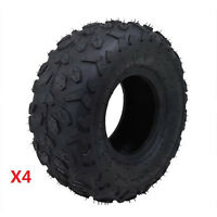 4 Tire 145/70- 6 Inch Tyre For 50cc 110cc Dirt Pit Quad Bike Buggy Minibikes