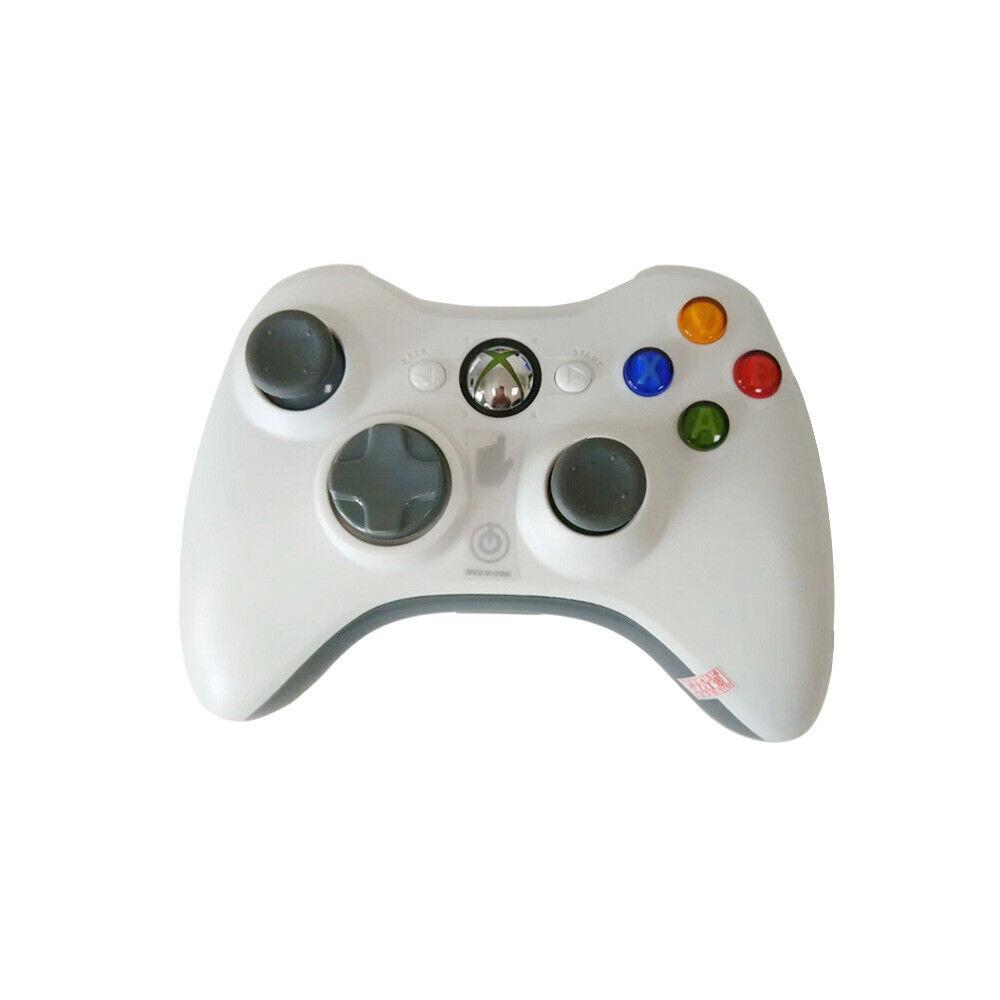 Microsoft Xbox360 Dual Shock Remote Gamepad Bluetooth Wireless Joypad Controller 6