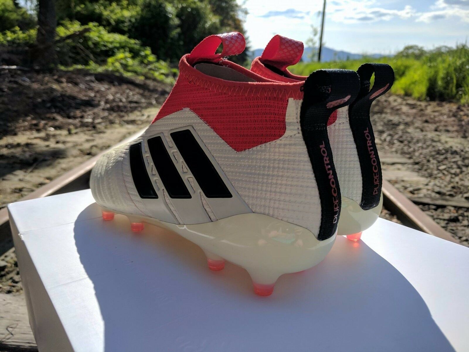 Adidas ace 17 + purecontrol champagne terra ferma le scarpe ba7599 7 - 12