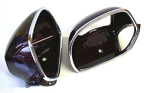 Chrome Mirror Trim for GL1800 Goldwing 2001 and Up (45-1217)