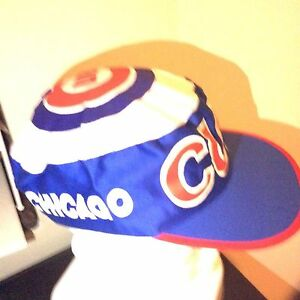 men s Chicago Cubs painters hat World Series cap MLB 80 s new tags ... c1a177d1f63