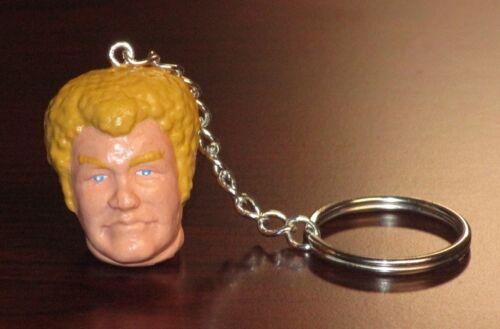 Face Time Key Chain Harley Race custom LJN style WWF WWE