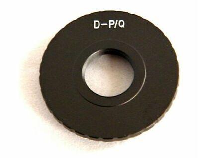 D Monte 8mm película Lente Adaptador de montaje Pentax Q-PQ Reino Unido Vendedor D