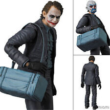 MAFEX 015 Batman The Dark Knight The Joker Bank Robber Action Figure Figurine IB