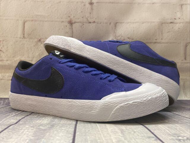 Size 9 - Nike SB Blazer Zoom Low XT Deep Night Black for sale ...