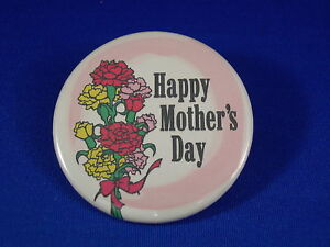 HAPPY-MOTHER-039-S-DAY-BUTTON-pin-Mom-pinback-badge-2-1-4-034
