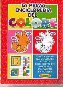 La prima enciclopedia del colore - Salvadeos - Libro nuovo in offerta!
